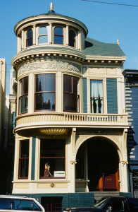 Local Color SF House Painter haight